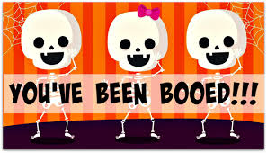 i want to be booed by you the skelly twins