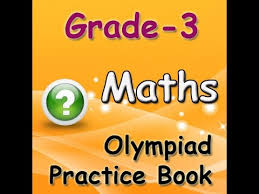 class 3 math olympiad practice book youtube