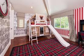 rutsche kinderzimmer hochbett mit rutsche einrichtungsideen für kinderzimmer