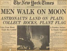Picture Of Flag On Moon 1969 Stuck On Earth Photographing The Moon The New York Times