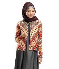 blazer wanita muslimah modern desain model blazer wanita terbaru info tren baju terbaru di