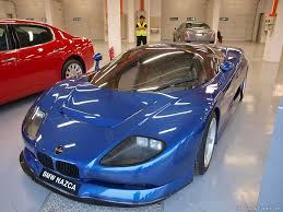 bmw supercar blue 1991 bmw nazca m12 review supercars net