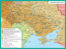 Map Of Ukraine And Crimea Understanding The Ukrainians In Wwii Part 3 Of German Plans And