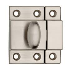 Closet Door Latches Cabinet Latches Cabinet Hardware The Home Depot