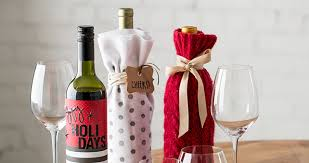 wine gift ideas six ideas to dress up your wine bottle gift wine