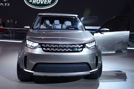 land rover discovery concept land rover unveils pioneering discovery vision concept