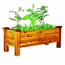amazon com gronomics pb 18 48s planter box 18 inch by 48 inch