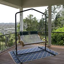 Hammock Swing With Stand Curved Hammock Stand U2013 Ismet Me