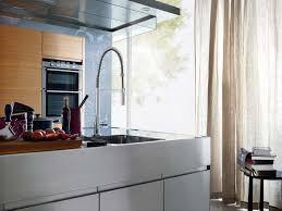 axor citterio kitchen faucet axor citterio kitchen taps by antonio citterio for hansgrohe