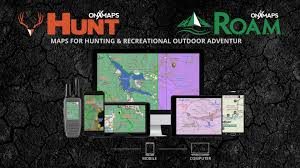 Hunting Gps Maps Onxmaps Hunt Roam Youtube