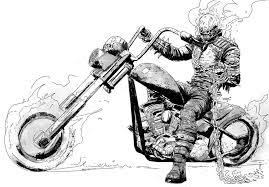 the ghost rider by t rexjones on deviantart