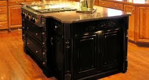 kitchen island stainless steel top kitchen fabulous powell pennfield distressed black kitchen