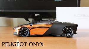 peugeot onyx norev peugeot onyx concept 1 18 youtube