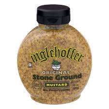 ground mustard inglehoffer ground mustard original 10 0 oz walmart
