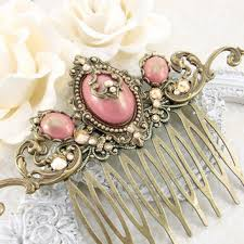 antique hair combs shop hair comb on wanelo