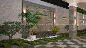 car porch redesigned a car porch thripunithura kochi kerala india
