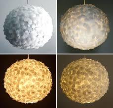 Paper Pendant Lights Paper Pendant Lamp Shade Large Light Shades Rice Ceiling Lighting