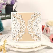 Elegant Invitation Cards Compare Prices On Elegant Bridal Invitations Online Shopping Buy