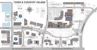 map page town u0026 country village