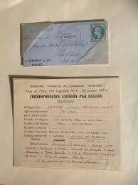 ce siege air air balloon letter signed la ville de florence