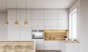 cuisine bois blanche cuisine bois et blanche 14 coiffeuse meuble d233di233 224 la