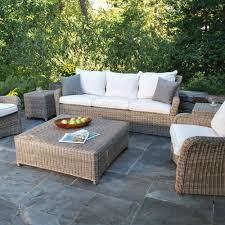 White Rattan Sofa Furniture Unusual Time And Place Exterior For Kingsley Bate Sag