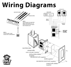 speaker volume control wiring diagram gooddy org