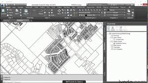 3d home map design online autocad map 3d essential training 1 youtube