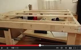 costruire letto giapponese costruire un letto matrimoniale fai da te idee creative e