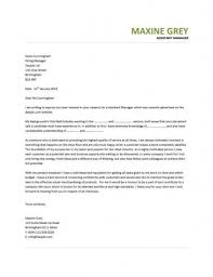 sample cover letter for retail sales cover letters for sales