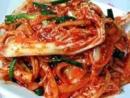 cuisine cor馥nne recette recettes de kimchi