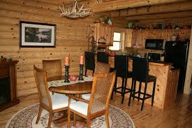log cabin interior paint colors design and ideas