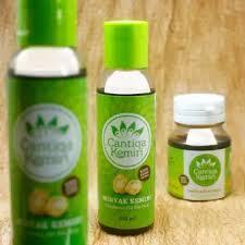 Minyak Kemiri Untuk Anak penyubur penghitam rambut bayi dewasa minyak kemiri lazada