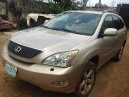lexus rx330 nairaland sold reg lexus rx330 2004 model 2 580m autos nigeria