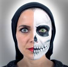 Skeleton Halloween Makeup by Oooo Dating Discovers Halloween Vampires Are Twice As Attractive