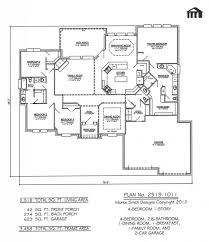 4 bedroom floor plan b 6012 hawks homes manufactured metal house