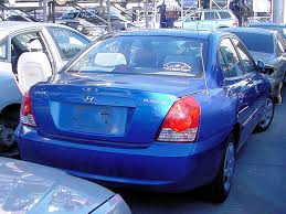 hyundai elantra baby blue 2006 hyundai elantra used parts stock 003097