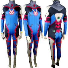 Halloween Costumes From Video Games Overwatch Cosplay Costumes Online