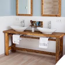 mobile bagno grezzo gallery of arredo bagno in legno massello mobili bagno legno