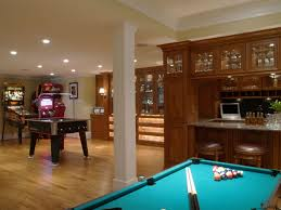 modern game room decor