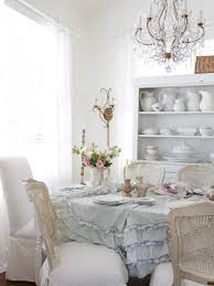 Shabby Chic Dining Table Set Shabby Chic Dining Room Set Dining Table With White Shabby Chic