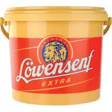 lowensenf mustard hot mustard pail