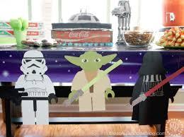 lego star wars birthday party the scrap shoppe