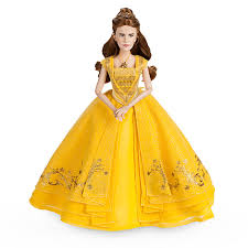 belle doll beauty beast film collection