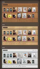 multipurpose bookshelf slider jquery plugin by srvalle codecanyon