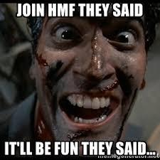 Evil Dead Meme - evil dead meme blank meme generator