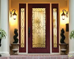 Home Design Store Tampa Wrought Iron Glass Front Entry Doors Mediterranean Entry