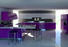 bathroom gorgeous stylish fashionable purple kitchen nice design