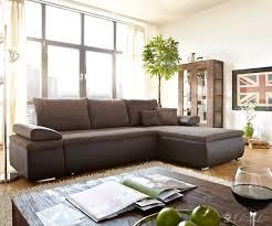 wohnzimmercouch l form emejing wohnzimmercouch braun pictures house design ideas one