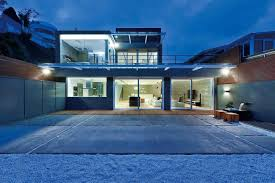 technology house sustainable house design paying tribute to modern technology in hong